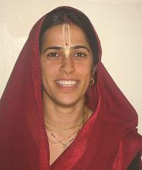 Mangala-arati Devi Dasi