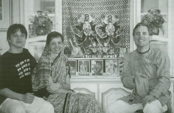 Arcana Siddhi Devi Dasi