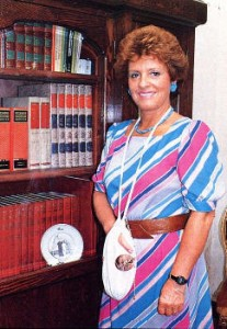 Clara Caprario De Tarres