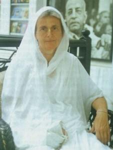 Visakha Priya Devi Dasi