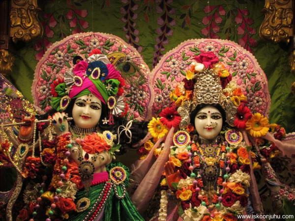 Sri Sri Radha Rasabihari, ISKCON Juhu