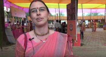 Rasrani Gaurangi Devi Dasi
