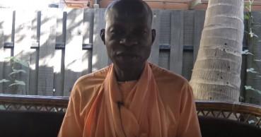 Bhakti Dhira Damodar Swami