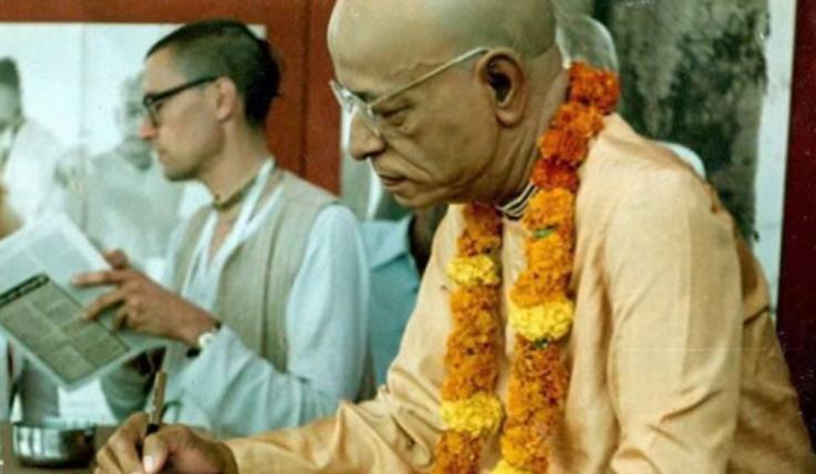 How one devotee was saved. Ramesvara dasa ACBSP